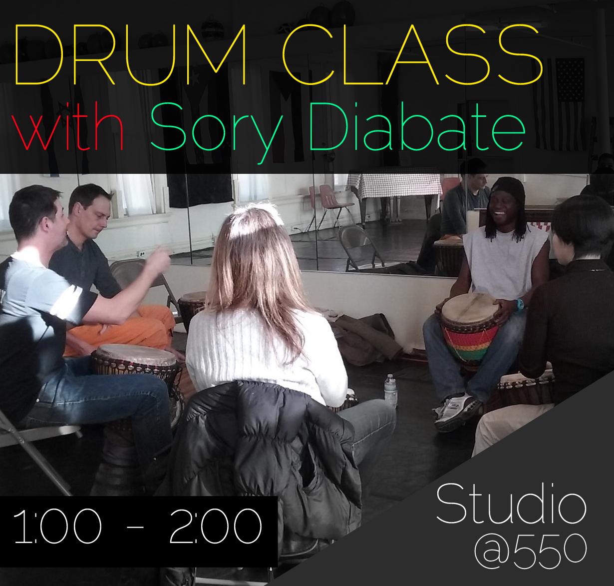 Benkadi Dand and Drum - Drum Class