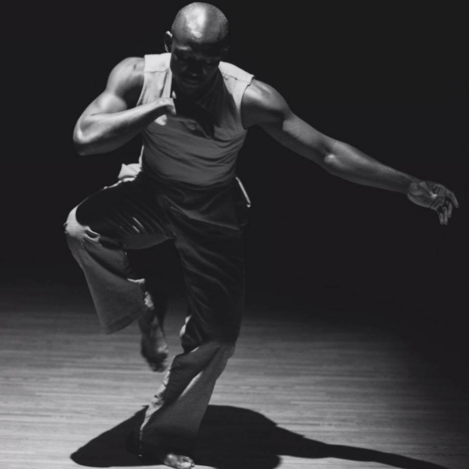Afrorhythm Movement with Lacina Coulibaly - last chance in 2016!