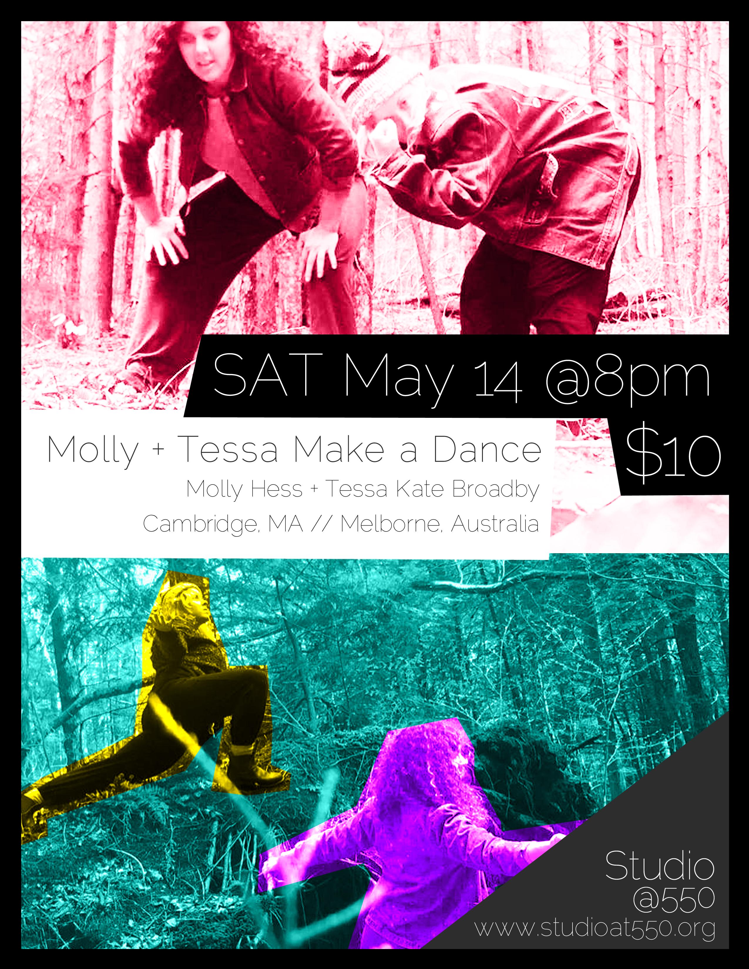 Molly + Tessa Make a Dance