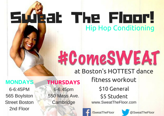 Sweat the Floor with Juanita Pearl