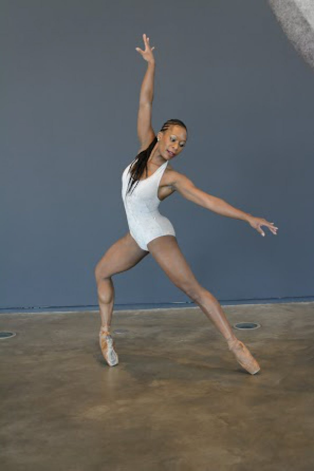 Intermediate/Advanced Ballet with Janelle Gilchrist