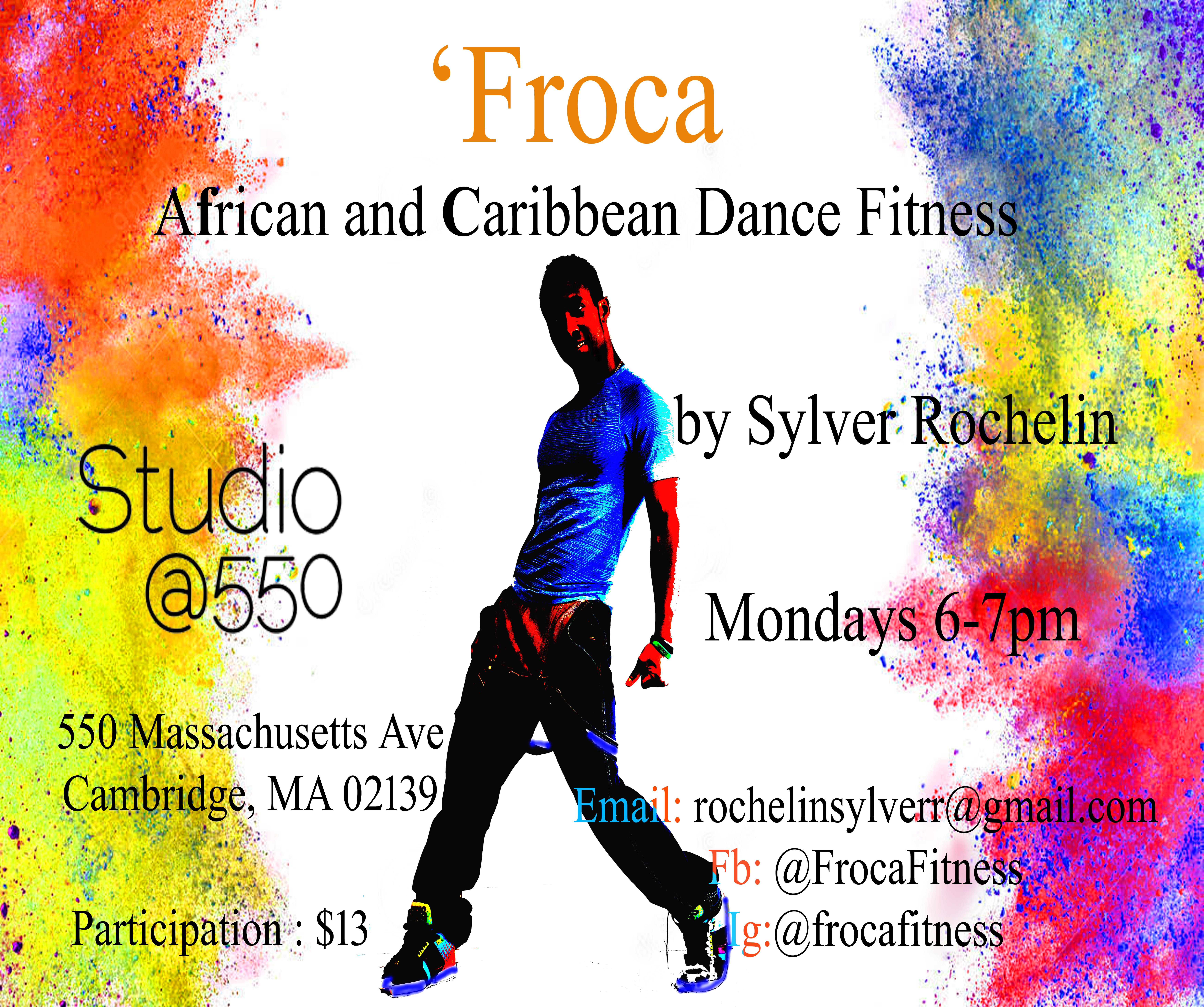 Froca Dance Fitness