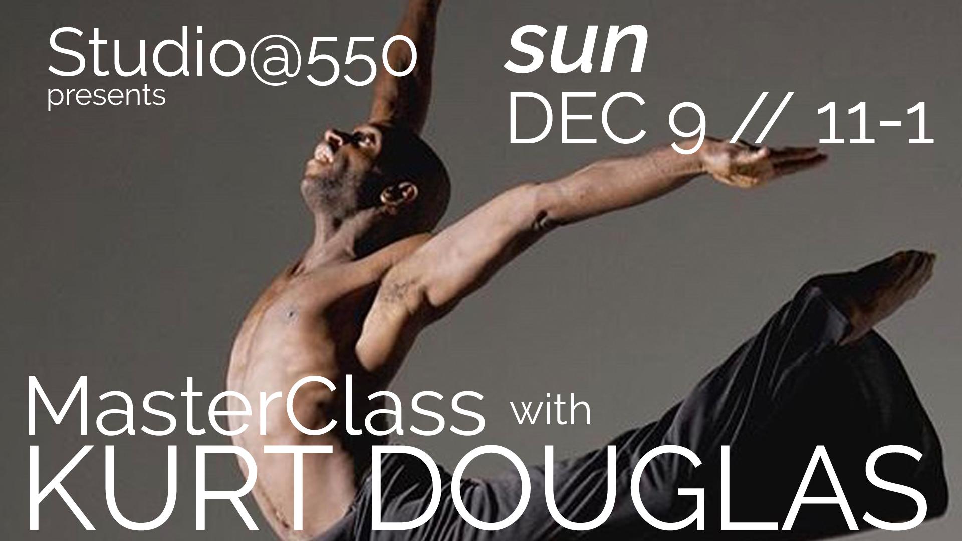Kurt Douglas MasterClass