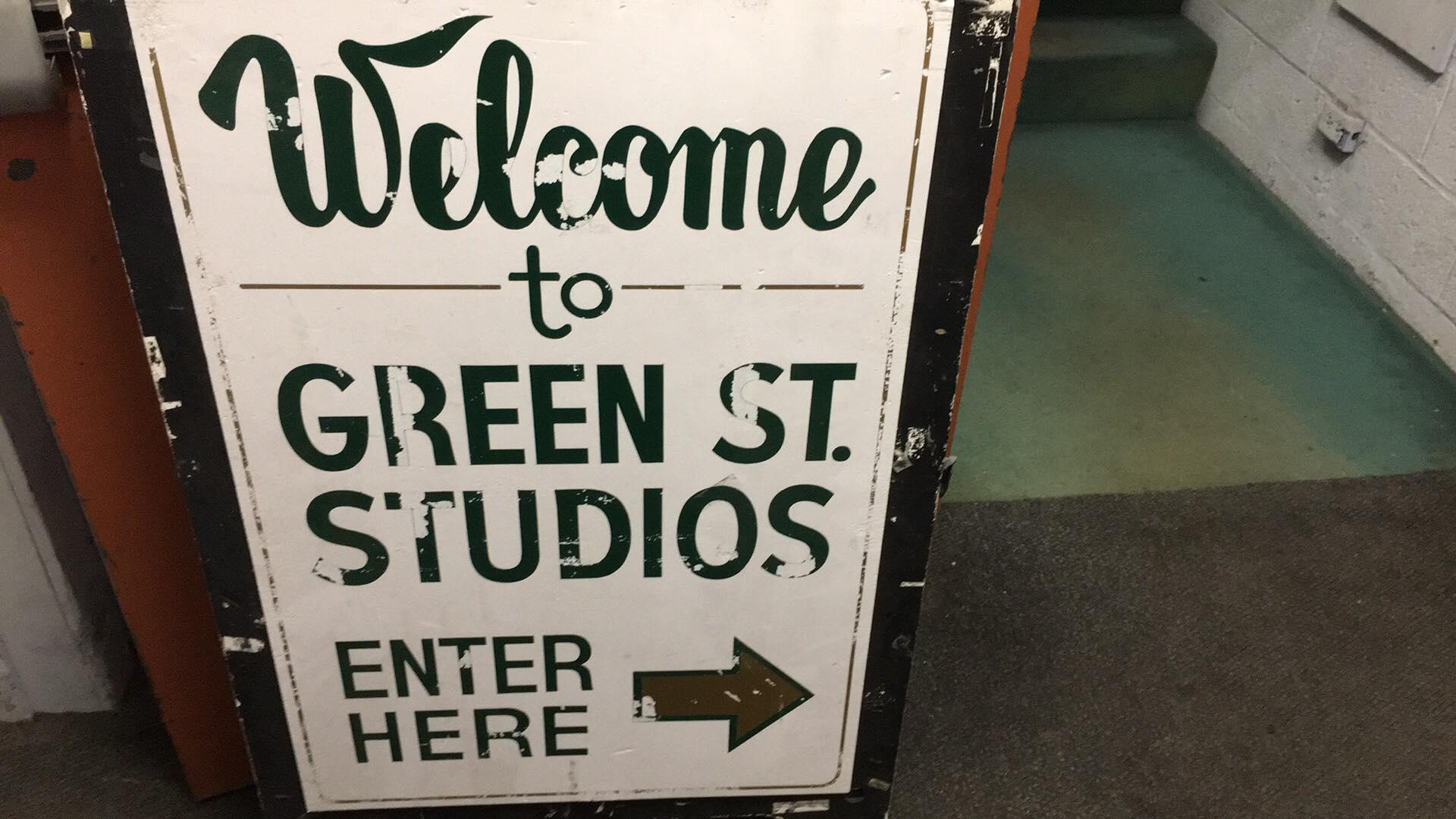 Goodbye Green Street