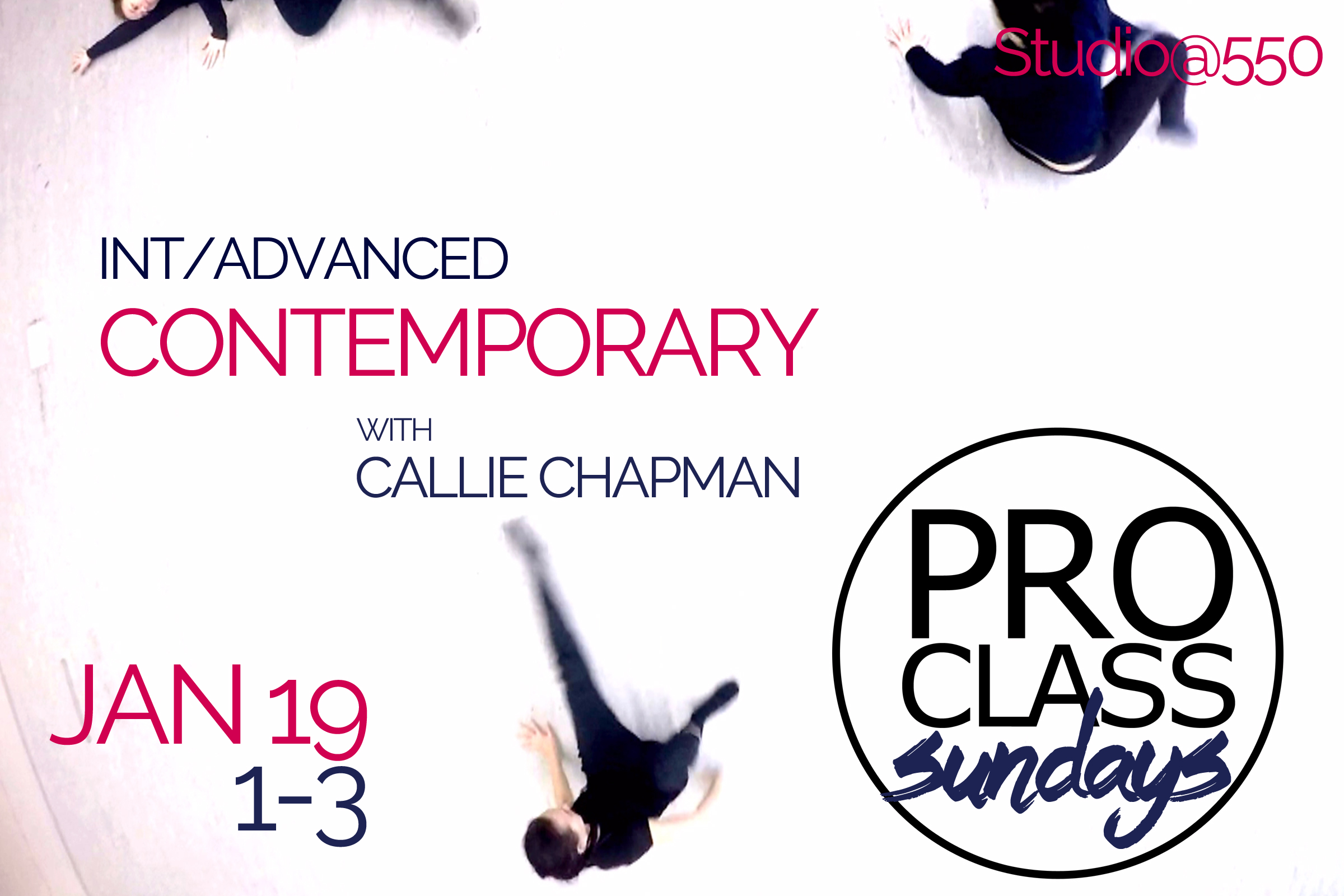 ProLevel Class Series - Contemporary with Callie Chapman