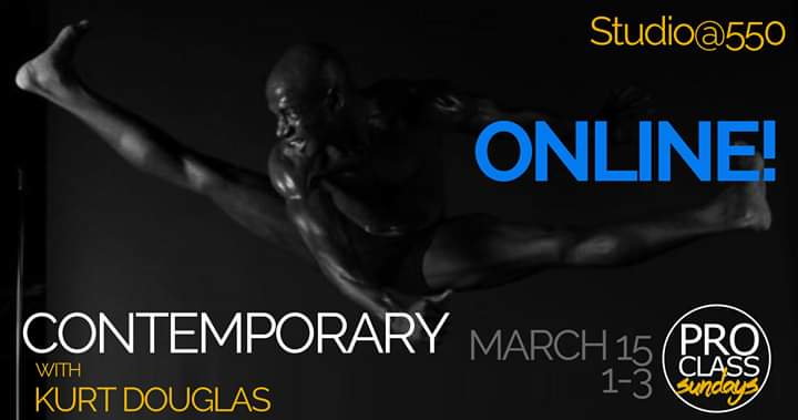 Online Class - Pro Series Contemporary with Kurt Douglass